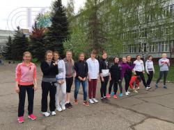 5 мая 2016 г. в Университете  состоялся Кросс им. Б.Галушкина, а  также праздничные мероприятия, приуроченные  ко Дню ПОБЕДЫ!