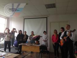 Закончились государственные экзамены и защиты ВКР: поздравляем выпускников!