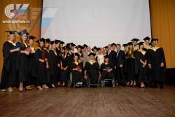 Выпуск 2012, магистры (29.06.2012)