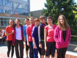 5 мая 2012 г. состоялся кросс им. Б.Галушкина, студенты кафедры приняли в нём участие